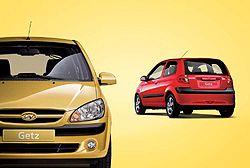 Getz 1.4 (new) Hyundai фото