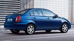 Hyundai Accent 1.4 DOHC фото