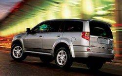 Isuzu Axiom 4WD фото