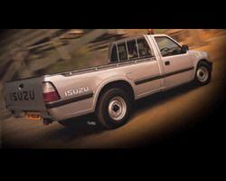 TF Pickup Single Cab Isuzu фото