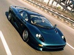 XJ220 Jaguar фото