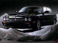 Jaguar XJ8 3.3 V8 lwb фото