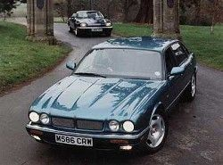 XJ8 4.0 V8 Jaguar фото