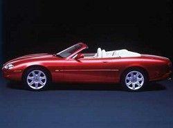 Jaguar XK8R Cabriolet фото