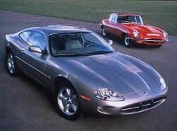 XK8R Coupe Jaguar фото