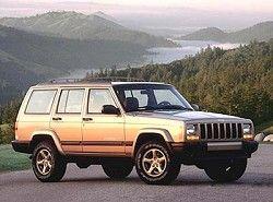 Cherokee 2.5 SE(XJ) Jeep фото