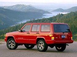 Cherokee 3.7(XJ) Jeep фото