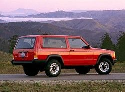 Jeep Cherokee 4.0 Country  (XJ) фото
