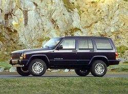 Jeep Cherokee 4.0 Limited(XJ) фото
