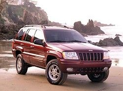 Jeep Grand Cherokee 2.7 TD Limited(WJ) фото