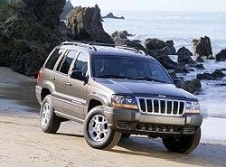 Jeep Grand Cherokee 4.0  (WJ) фото
