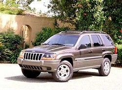 Grand Cherokee 4.0  (WJ) Jeep фото