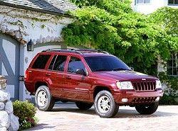 Grand Cherokee 4.0 4WD(WJ) Jeep фото