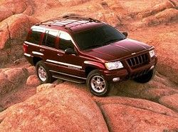 Grand Cherokee 4.7(WJ) Jeep фото