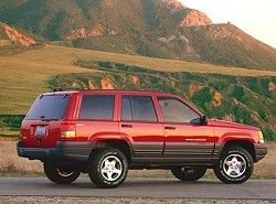 Jeep Grand Cherokee 5.2 (211hp)  Z фото