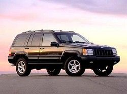 Grand Cherokee 5.2 (211hp)  Z Jeep фото