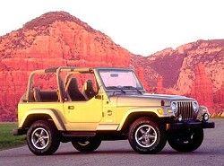 Jeep WranglerII 2.5(TJ) фото