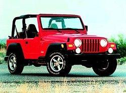 WranglerII 2.5(TJ) Jeep фото