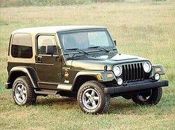 Jeep WranglerII 4.0 (184hp)  (TJ) фото