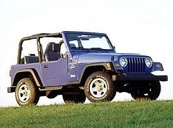 WranglerII 4.0 (184hp)  (TJ) Jeep фото