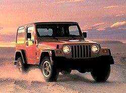 Jeep WranglerII 4.0 (169hp)(TJ) фото
