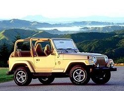 Jeep WranglerII 2.5 4WD(TJ) фото