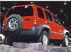 Jeep Liberty 2.4 16V 4WD  KJ фото
