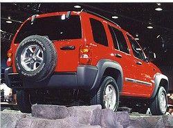 Jeep Liberty 2.5 TD  KJ фото