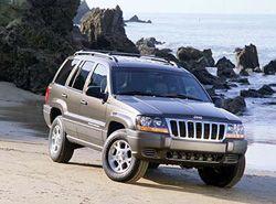 Grand CherokeeII 2.7 TD 4WD  WJ Jeep фото