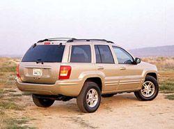Grand CherokeeII 3.1 TD 4WD  WJ Jeep фото