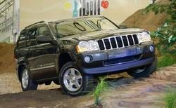 Jeep Grand Cherokee III 5.7 фото