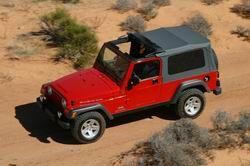 Jeep Wrangler Unlimited Rubicon фото