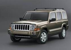 Commander Limited 5.7 HEMI Jeep фото
