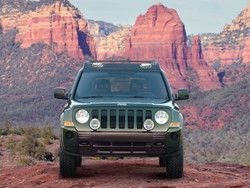 Patriot 2.0 CRD Jeep фото