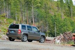 Patrion 2.4 Jeep фото