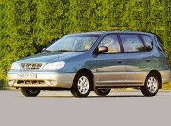 Kia Carens 1.8 (109hp)(FC) фото