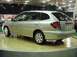 Kia Rio 1.3 (84hp) Wagon(DC) фото