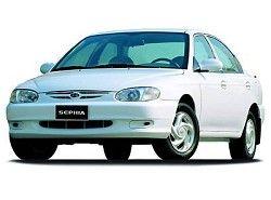 Kia Sephia II 1.5i 16V (88hp)(FA) фото