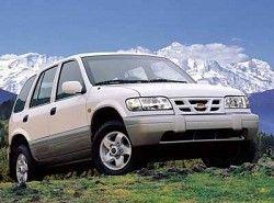 Kia Sportage Wagon 2.0i 16V 4WD (5dr)(JA) фото