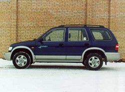 Sportage Wagon 2.0i 16V 4WD (5dr)(JA) Kia фото