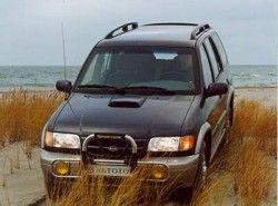 Sportage Wagon 2.0i 4WD (5dr)(JA) Kia фото