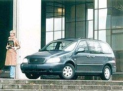 Kia CarnivalII 2.9 16V TD (144hp)  UP(2001) фото