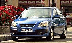Kia Rio II 1.4 (hatchback) фото