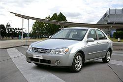 Kia Cerato 1.6 (sedan) фото