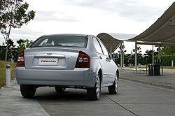 Cerato 2,0 (hatchback) Kia фото