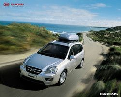 Kia Carens II 2.0 i CVVT фото