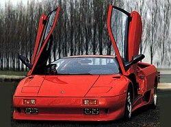 Lamborghini Diablo GT фото