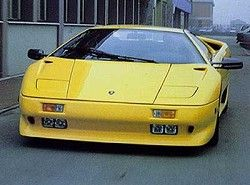 Lamborghini Diablo VT фото