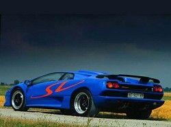 Diablo VT Lamborghini фото