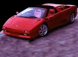 Lamborghini Diablo VT Rodster фото